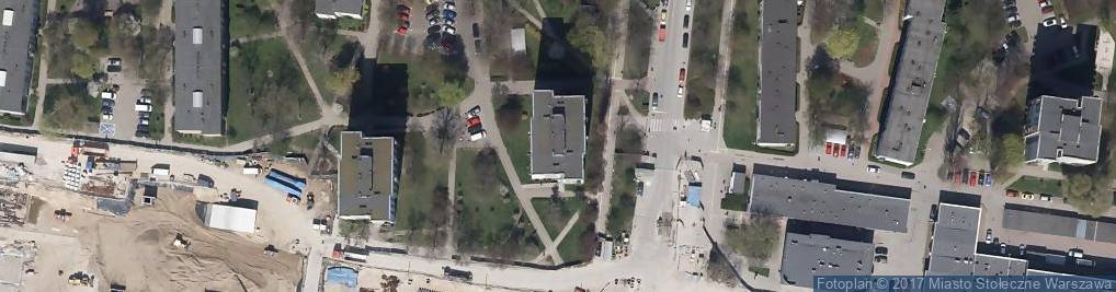 Zdjęcie satelitarne Wal Bud