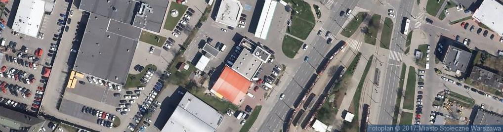 Zdjęcie satelitarne Carman - Serwis samochodowy