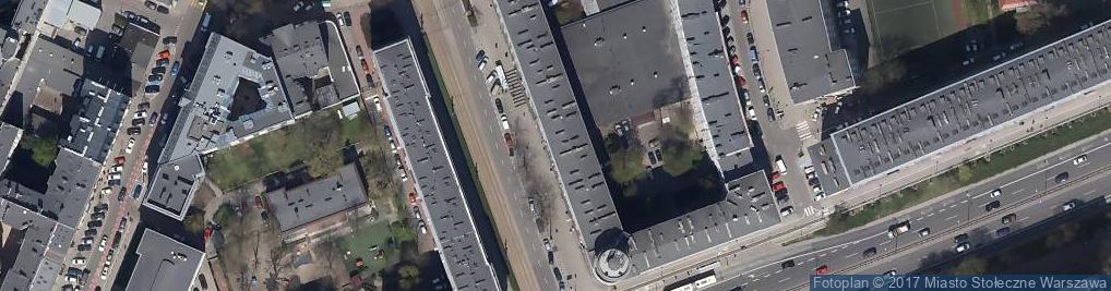 Zdjęcie satelitarne Carrefour Express - Sklep