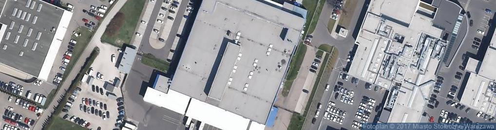 Zdjęcie satelitarne Lot Catering Sp. z o.o.