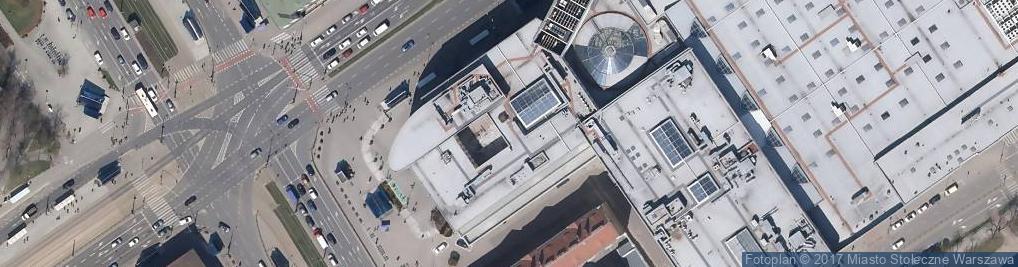 Zdjęcie satelitarne CCC - Sklep
