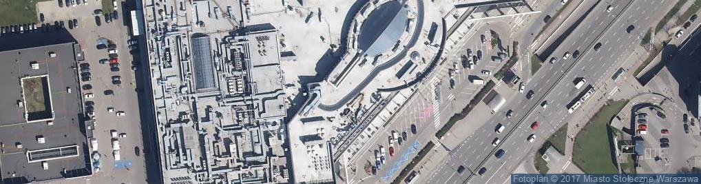Zdjęcie satelitarne CH REDUTA