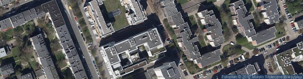 Zdjęcie satelitarne Sawa Park