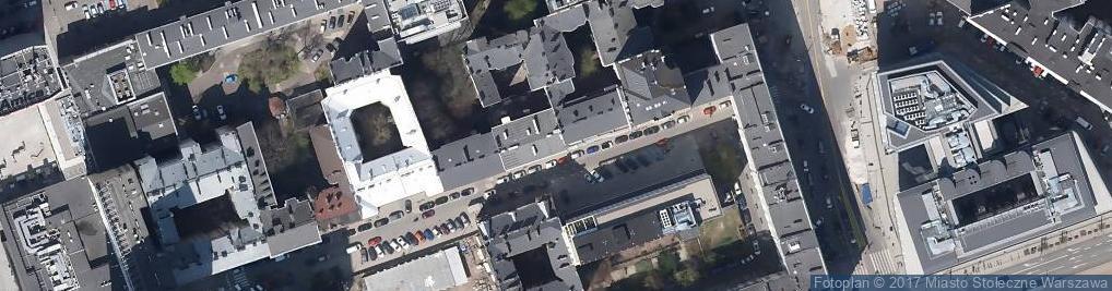 Zdjęcie satelitarne Instytut Francuski