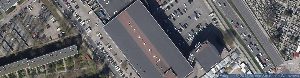 Zdjęcie satelitarne Chantelle - Sklep bieliźniany