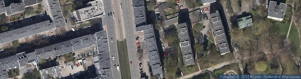 Zdjęcie satelitarne Citi Handlowy - Oddział