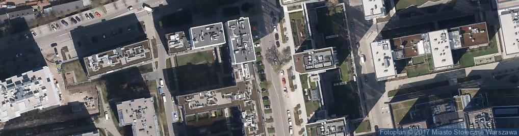 Zdjęcie satelitarne Columbus Coffee - Kawiarnia