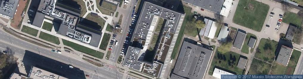Zdjęcie satelitarne COSTA Express
