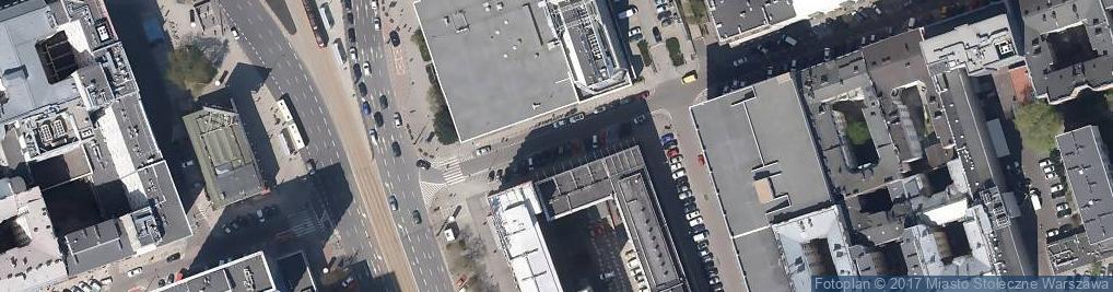Zdjęcie satelitarne CrossFit MGW
