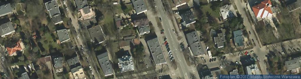 Zdjęcie satelitarne Galeria Wypieków