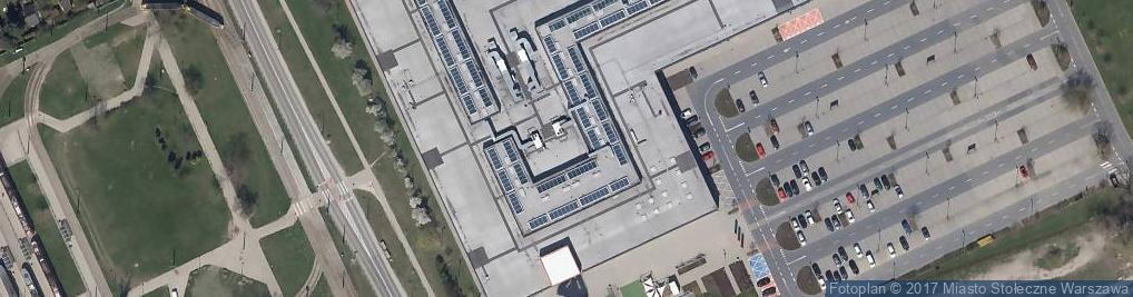Zdjęcie satelitarne Lindt&Sprungi