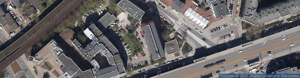 Zdjęcie satelitarne Piekarnia- Małgorzata Wiśniewska