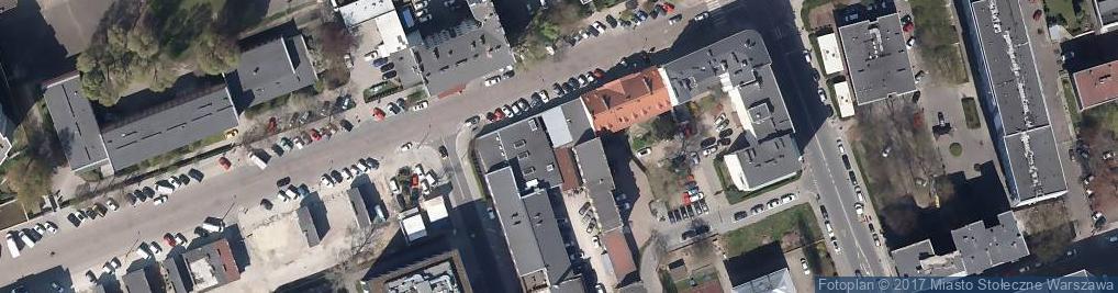 Zdjęcie satelitarne Piekarnia Mazowiecka