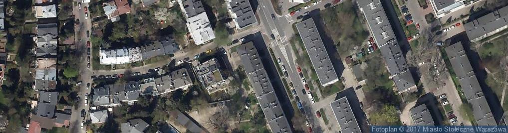 Zdjęcie satelitarne Sklep Cukierniczo