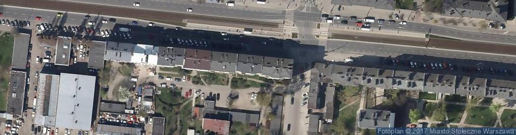 Zdjęcie satelitarne Sklep Spożywczo-Piekarniczy Elżbieta Stefańska