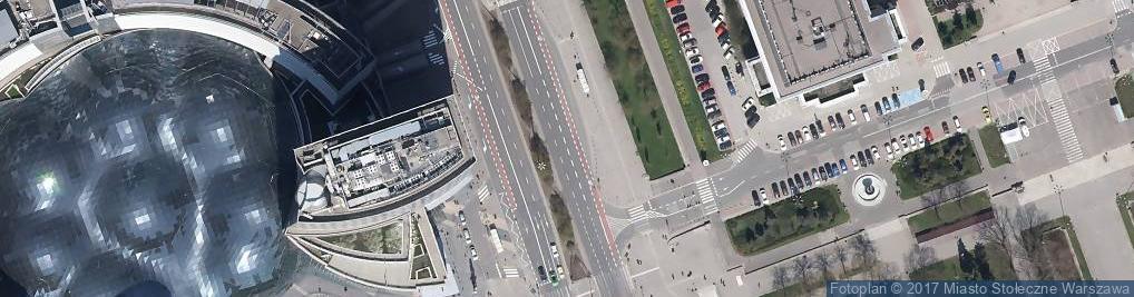 Zdjęcie satelitarne Dzbankifiltrujace