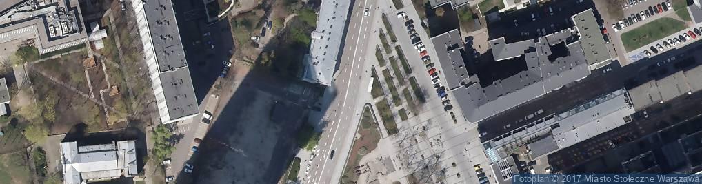 Zdjęcie satelitarne Lancuchludzi