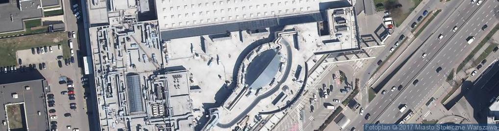 Zdjęcie satelitarne Cyfrowy Polsat - Sklep