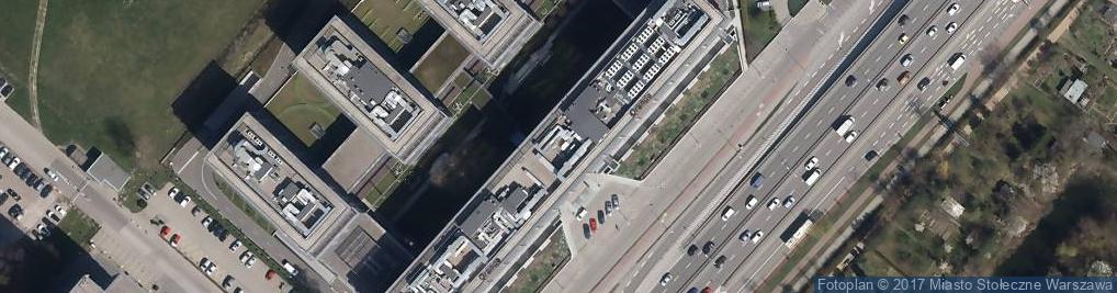 Zdjęcie satelitarne Delikatesy Centrum - Sklep