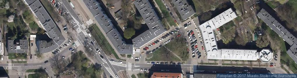 Zdjęcie satelitarne Delikatesy - Sklep