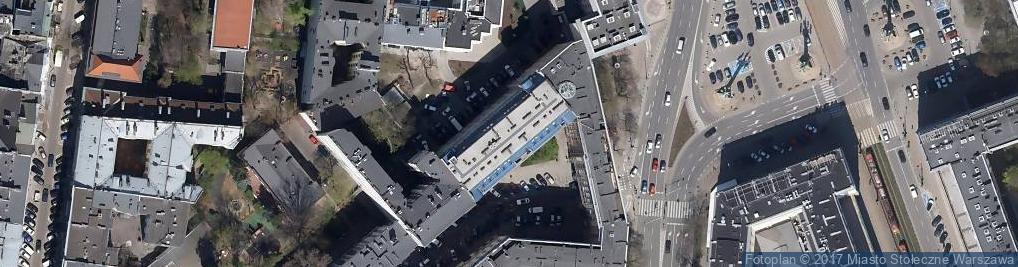 Zdjęcie satelitarne Centrum stomatologiczne Anadent