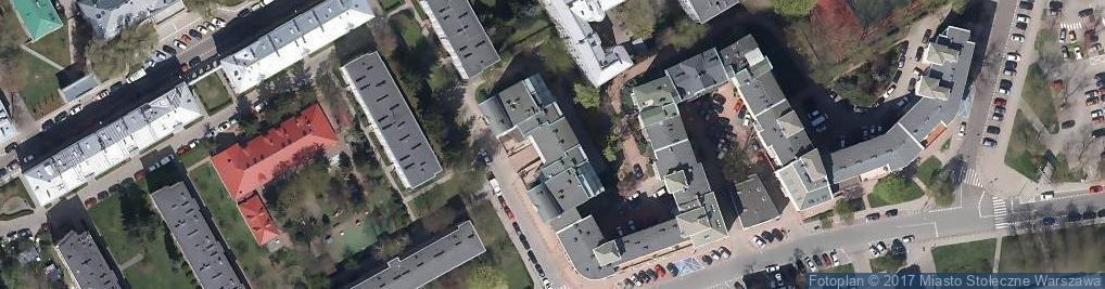 Zdjęcie satelitarne Dentalco Stomatologia Estetyczna