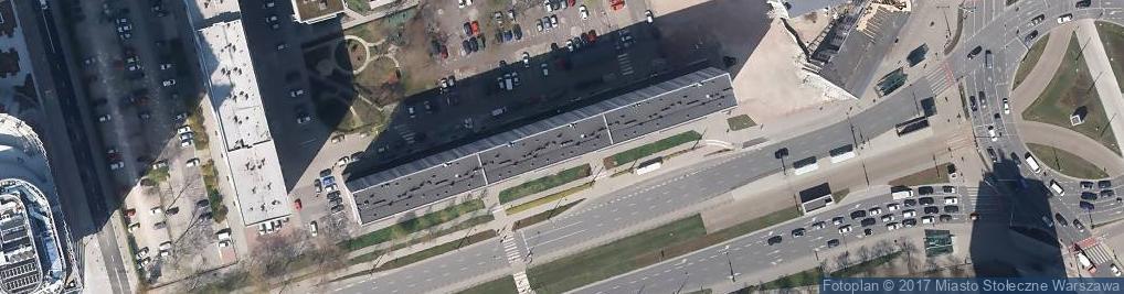 Zdjęcie satelitarne Dentyści na Prostej