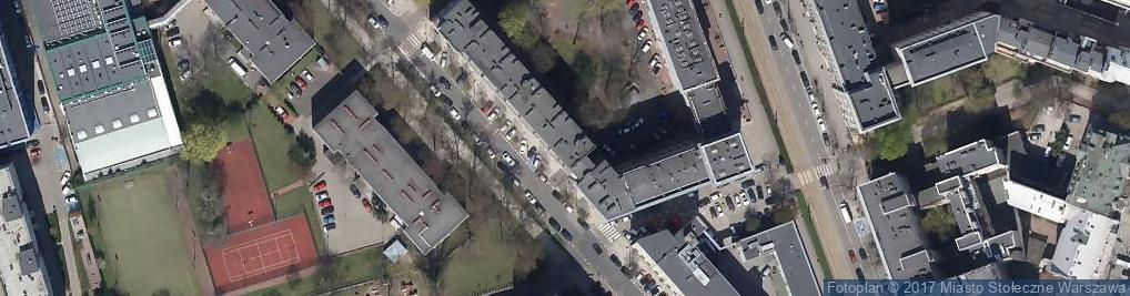 Zdjęcie satelitarne Dentysta