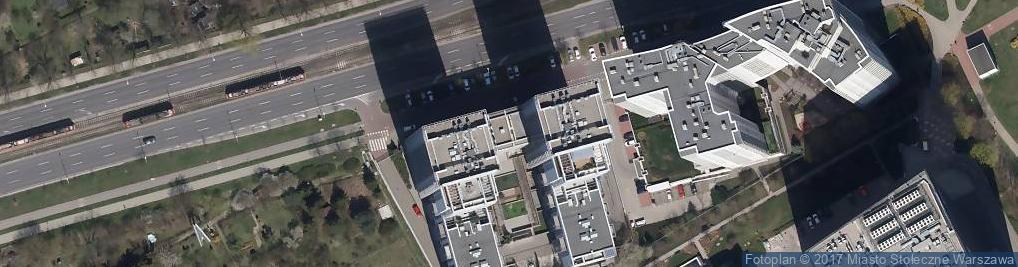 Zdjęcie satelitarne Gabinet Stomatologiczny Ewa Sobowska