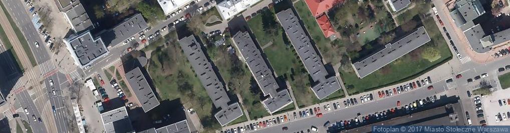 Zdjęcie satelitarne Gabinet Stomatologiczny Pereświet Sołtan Michał