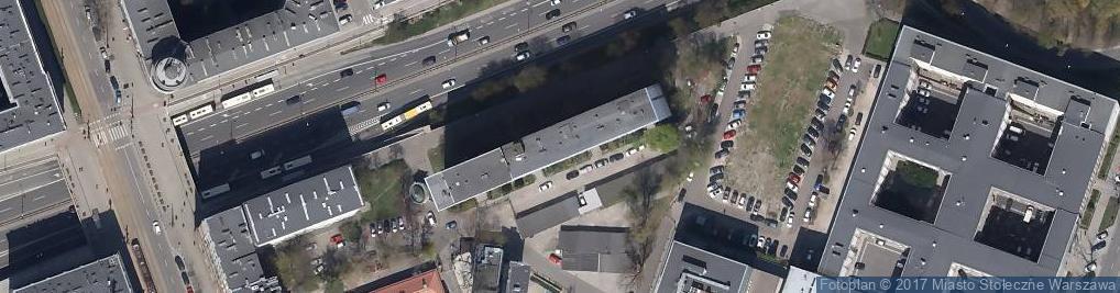 Zdjęcie satelitarne Gabinet Stomatologiczny Sokołowska D
