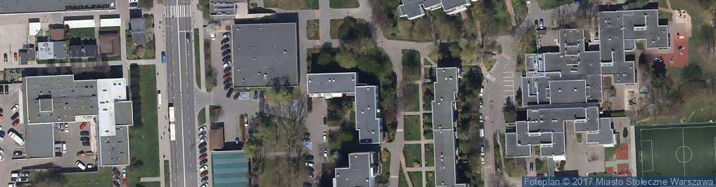 Zdjęcie satelitarne Gabinet Stomatologiczny Suszyńska Kijewska Irena