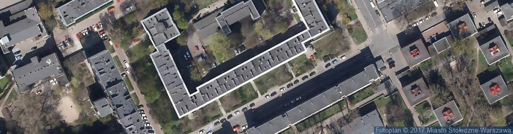 Zdjęcie satelitarne Praktyka Stomatologiczna