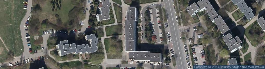 Zdjęcie satelitarne Stomatologia Denta Care