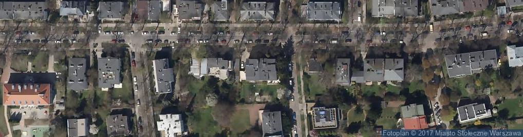 Zdjęcie satelitarne Stomatologia