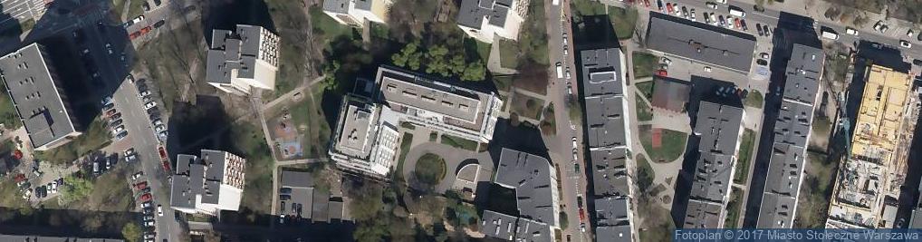 Zdjęcie satelitarne Usługi Stomatologiczne