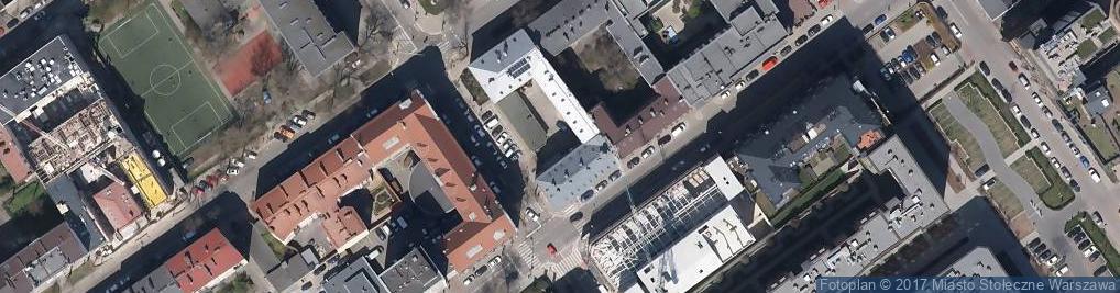 Zdjęcie satelitarne Świetlica Środowiskowa Dom Ojca Ignacego