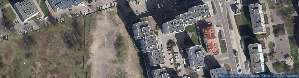 Zdjęcie satelitarne Anita Momot Consulting