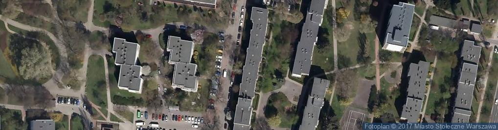 Zdjęcie satelitarne Doradztwo Personalne