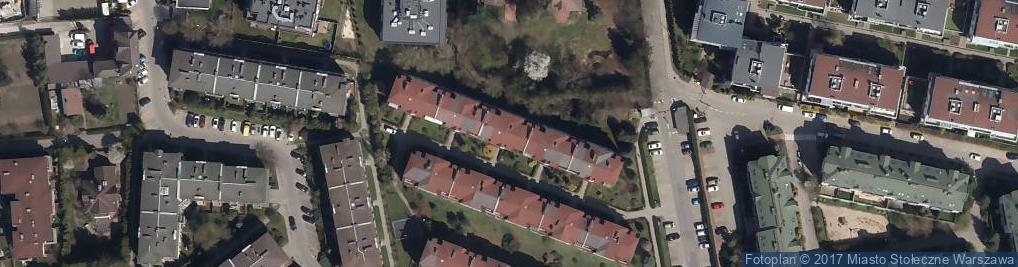 Zdjęcie satelitarne Hator Grzegorz Sosnowski