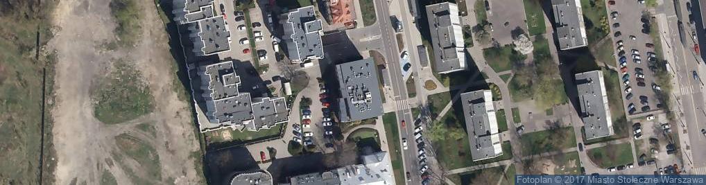 Zdjęcie satelitarne Ineo