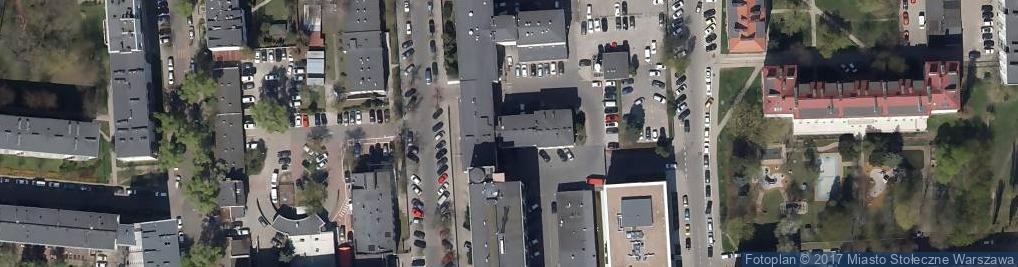 Zdjęcie satelitarne Moduł System