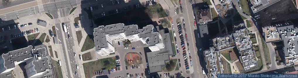 Zdjęcie satelitarne Persona Usługi Konsultingowe i Biurowe
