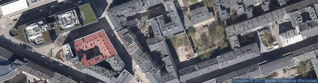 Zdjęcie satelitarne Socotec Polska Sp. z o.o.
