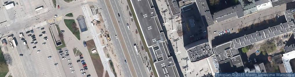 Zdjęcie satelitarne Douglas - Perfumeria