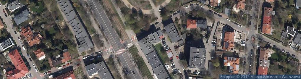 Zdjęcie satelitarne Kalimba