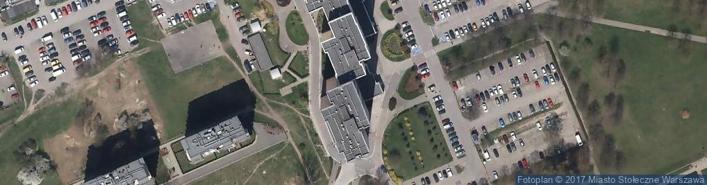Zdjęcie satelitarne Sklep Dziecięcy