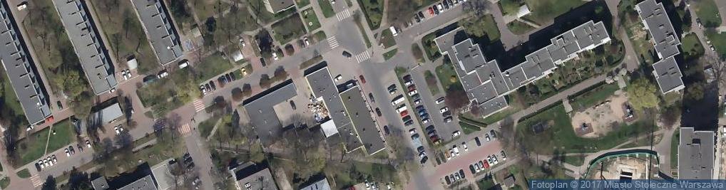 Zdjęcie satelitarne eCard - Bankomat