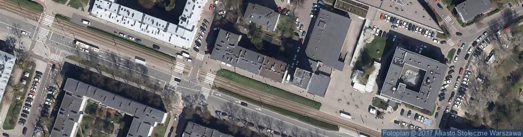 Zdjęcie satelitarne Sklep A G D U Tomasza Góralski Tomasz Okoń Ewa
