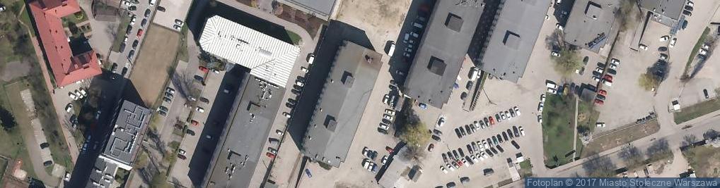 Zdjęcie satelitarne Elmet